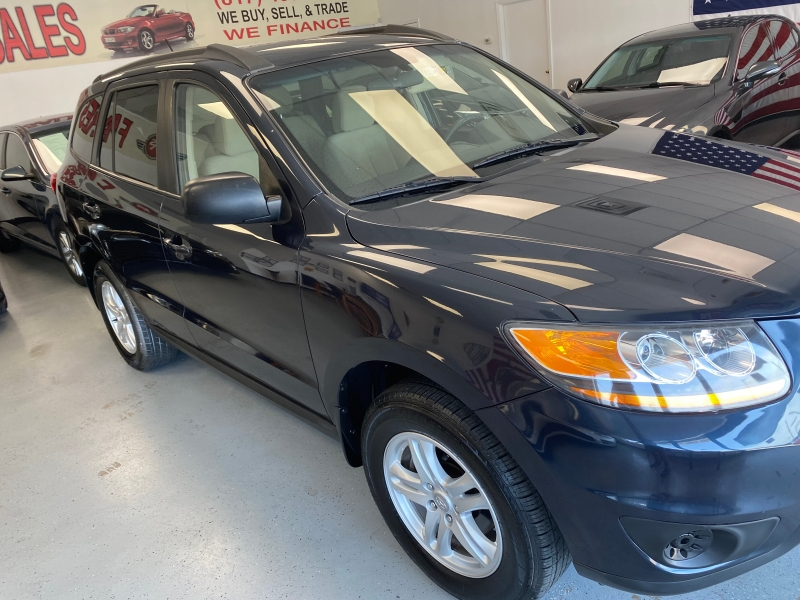 Hyundai Santa Fe 2010 price $5,998