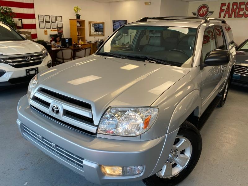 Toyota 4Runner 2004 price $7,498