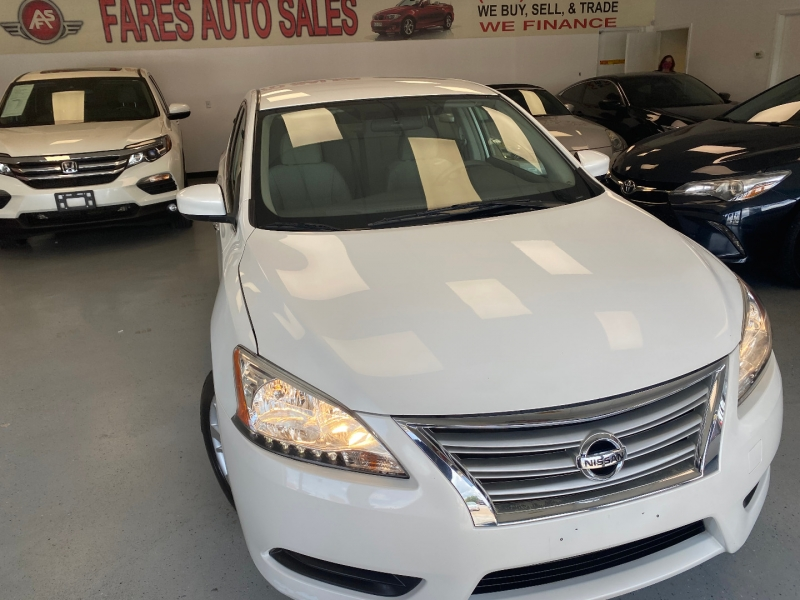 Nissan Sentra 2013 price $7,498