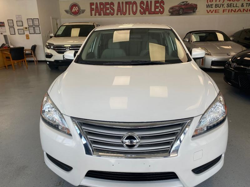 Nissan Sentra 2013 price $7,998
