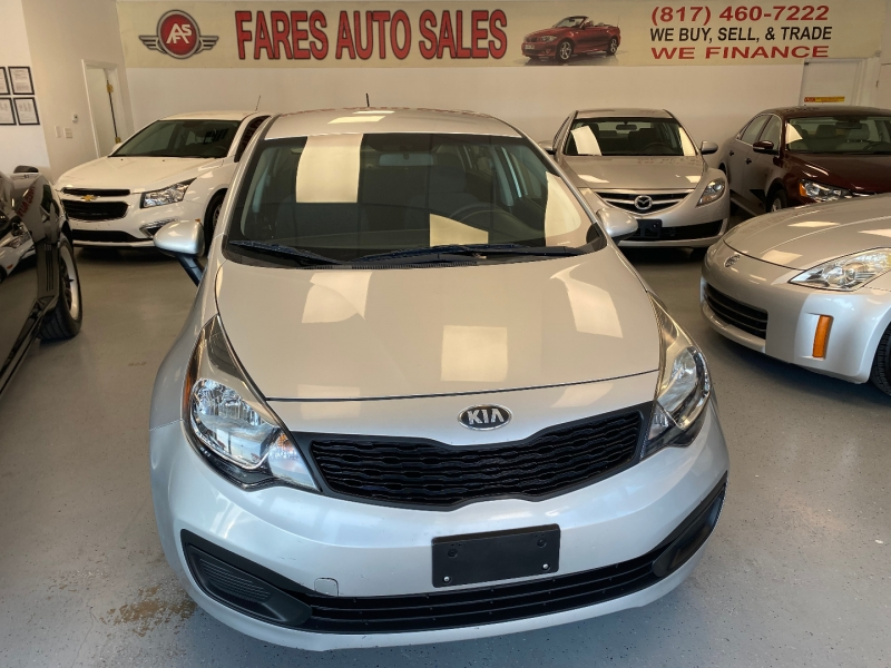 Kia Rio 2013 price $7,998