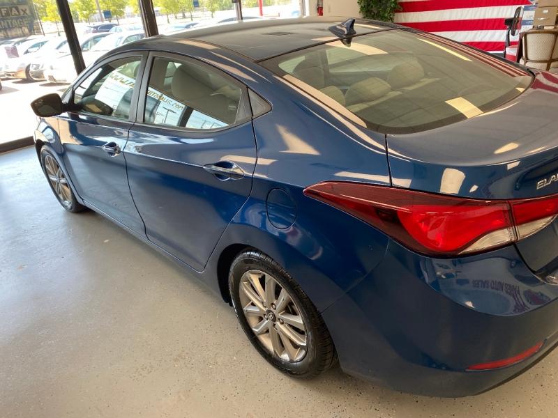 Hyundai Elantra 2014 price $8,498