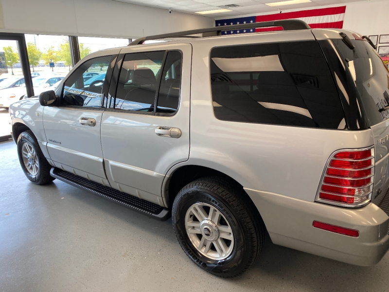 Mercury Mountaineer 2002 price $6,498