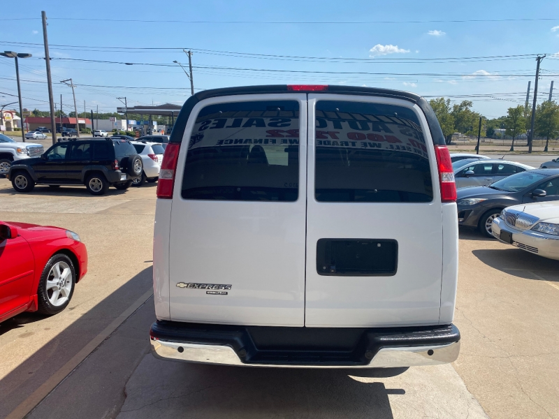 Chevrolet Express Passenger 2016 price $19,498