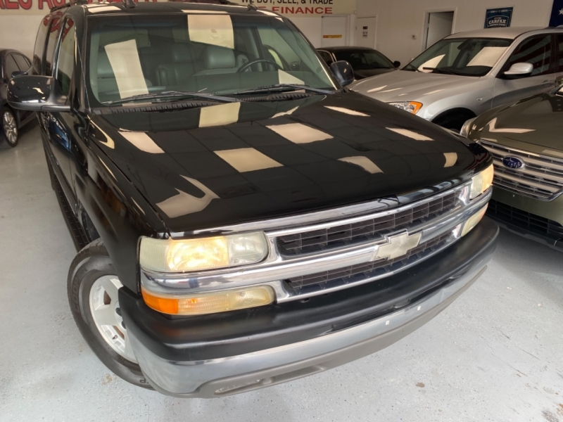 Chevrolet Suburban 2004 price $5,998