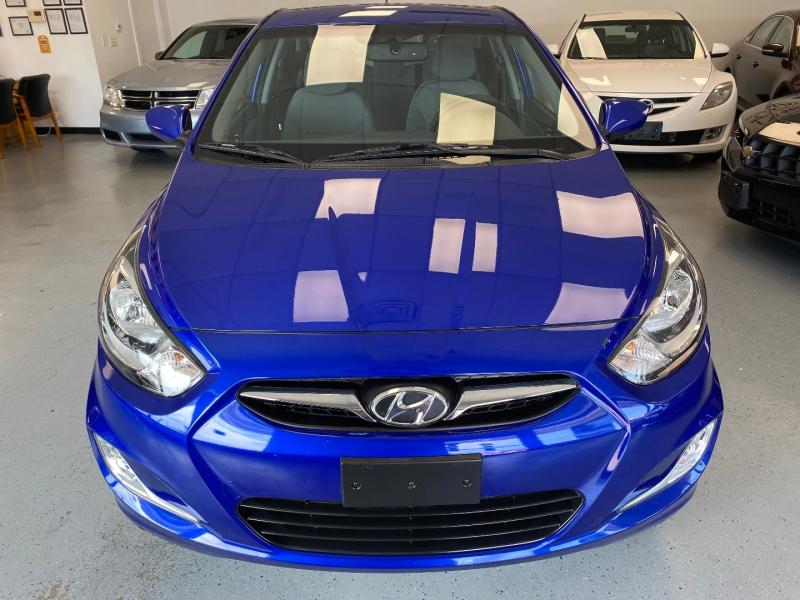 Hyundai Accent 2012 price $9,498