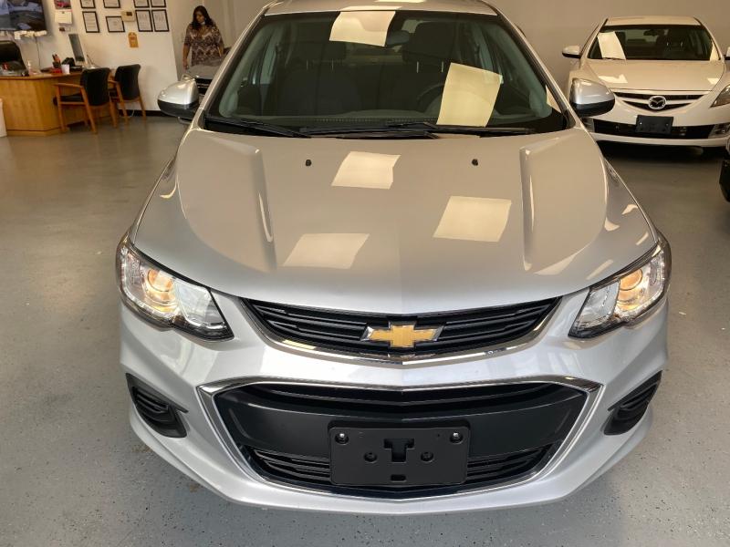 Chevrolet Sonic 2017 price $10,998