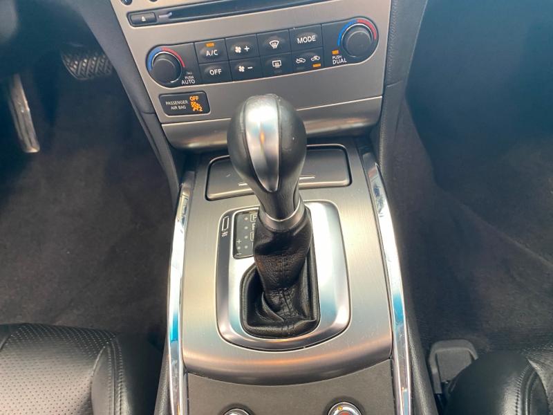 Infiniti G37 Sedan 2010 price $9,998