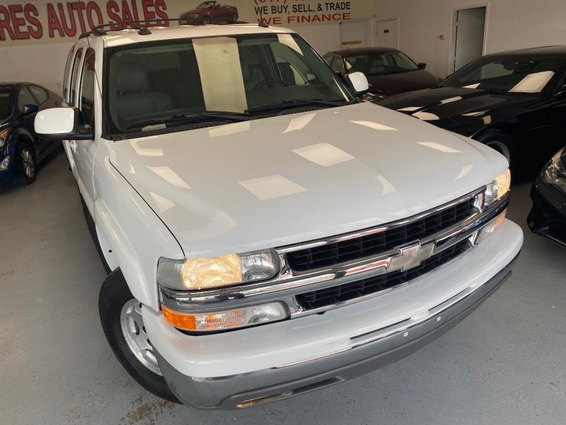 Chevrolet Tahoe 2004 price $8,800