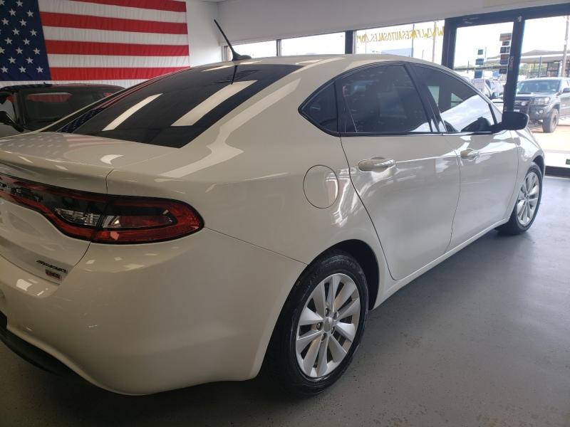 Dodge Dart 2015 price $8,500
