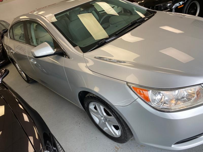 Buick LaCrosse 2010 price $8,498