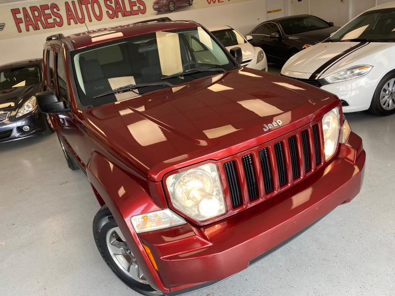 Jeep Liberty 2009 price $8,498