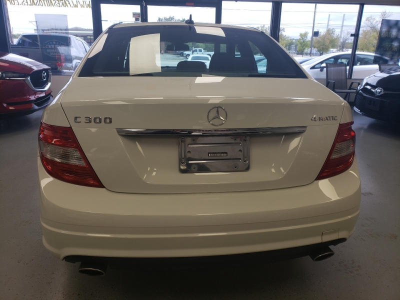Mercedes-Benz C-Class 2009 price $10,998
