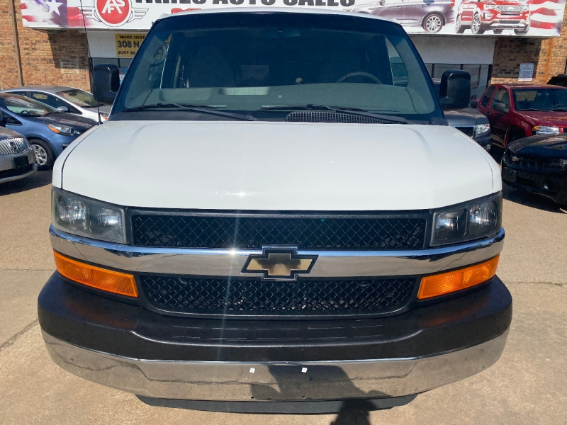 Chevrolet Express Passenger 2012 price $15,498