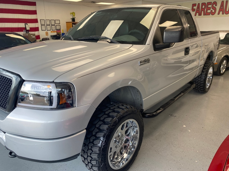 Ford F-150 2005 price $8,998