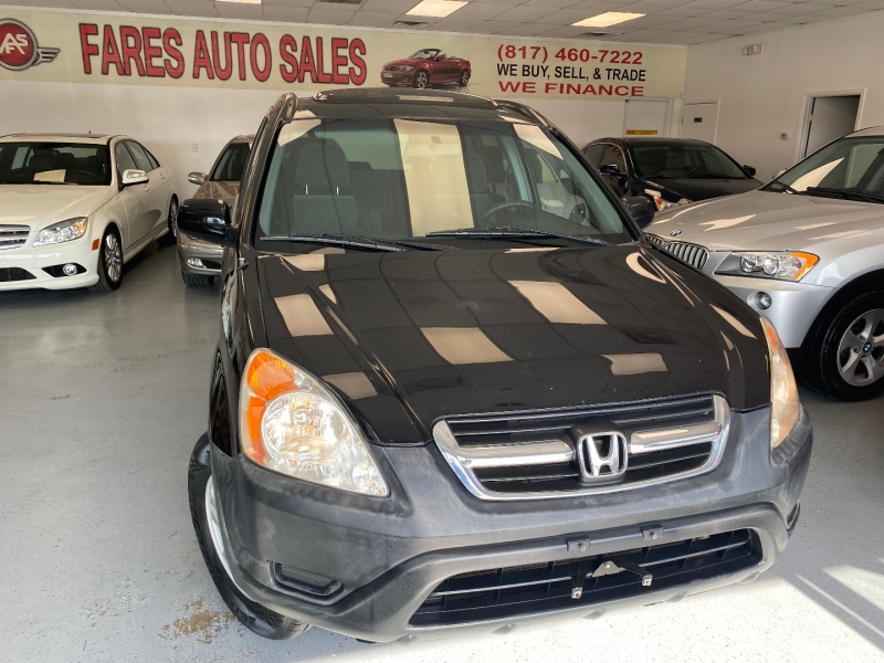 Honda CR-V 2002 price $2,998