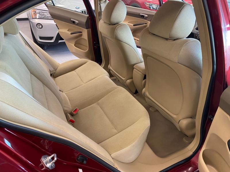 Honda Civic Sdn 2008 price $7,498
