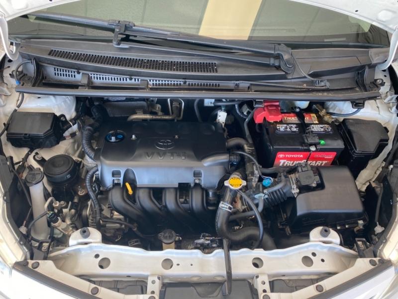 Toyota Yaris 2012 price $6,650
