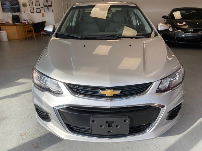 Chevrolet Sonic 2017 price $11,498