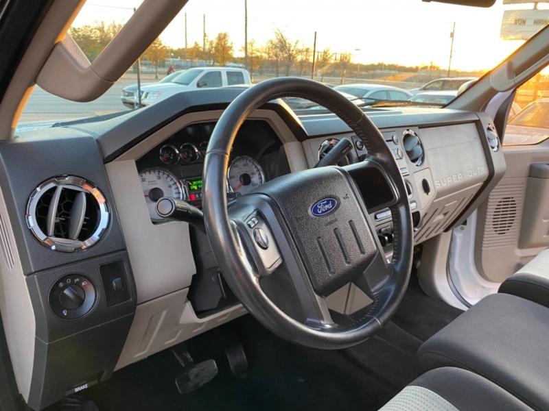 Ford Super Duty F-250 SRW 2008 price $15,500
