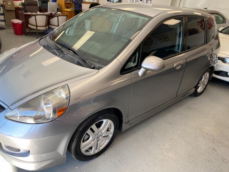 Honda Fit 2007 price $6,498