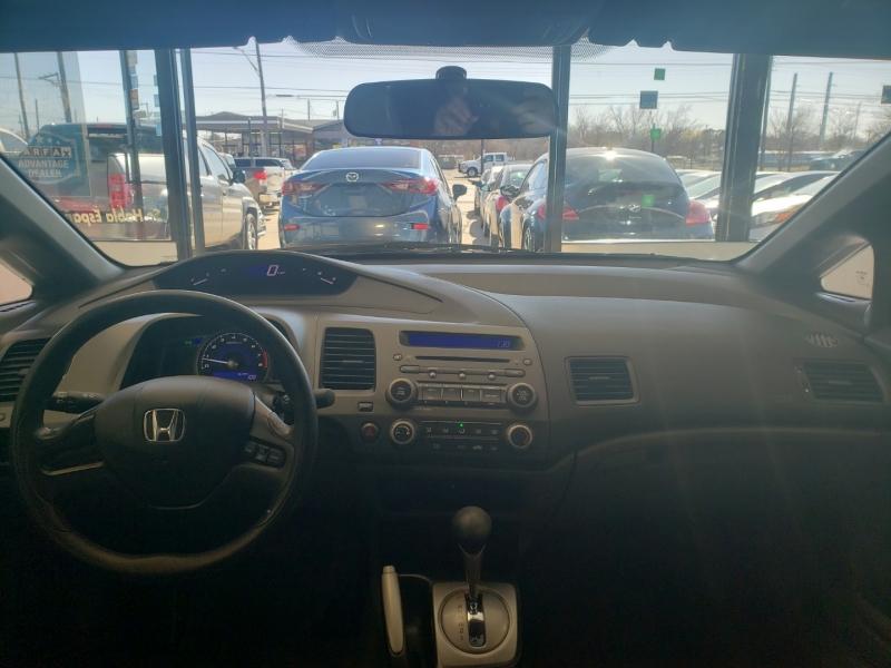 Honda Civic Sdn 2008 price $7,998