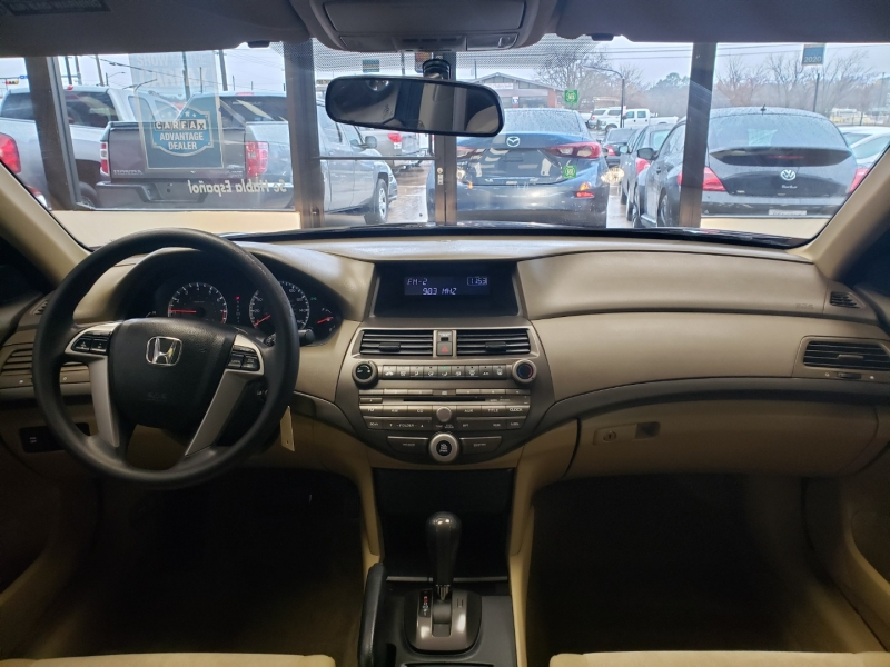 Honda Accord Sdn 2010 price $8,498