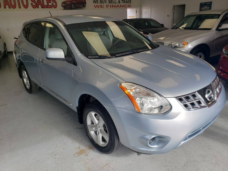 Nissan Rogue 2013 price $8,498