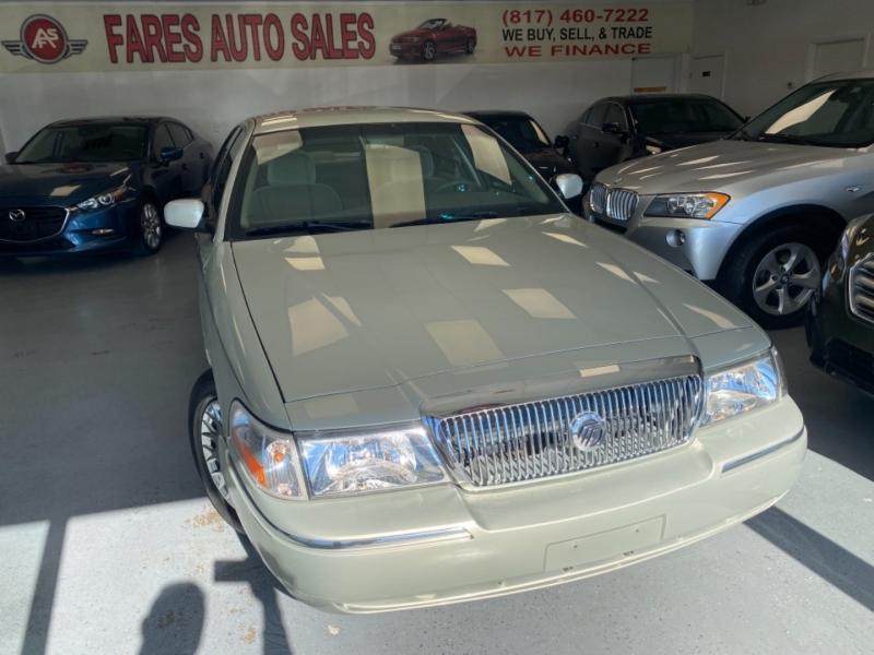 Mercury Grand Marquis 2004 price $7,498