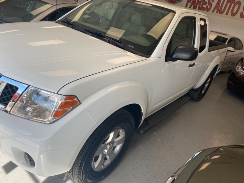 Nissan Frontier 2013 price $14,498