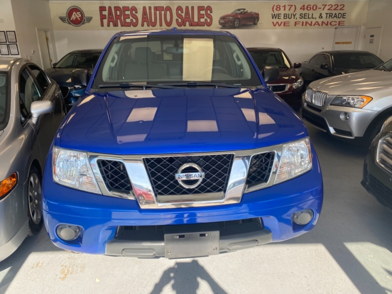 Nissan Frontier 2012 price $13,998