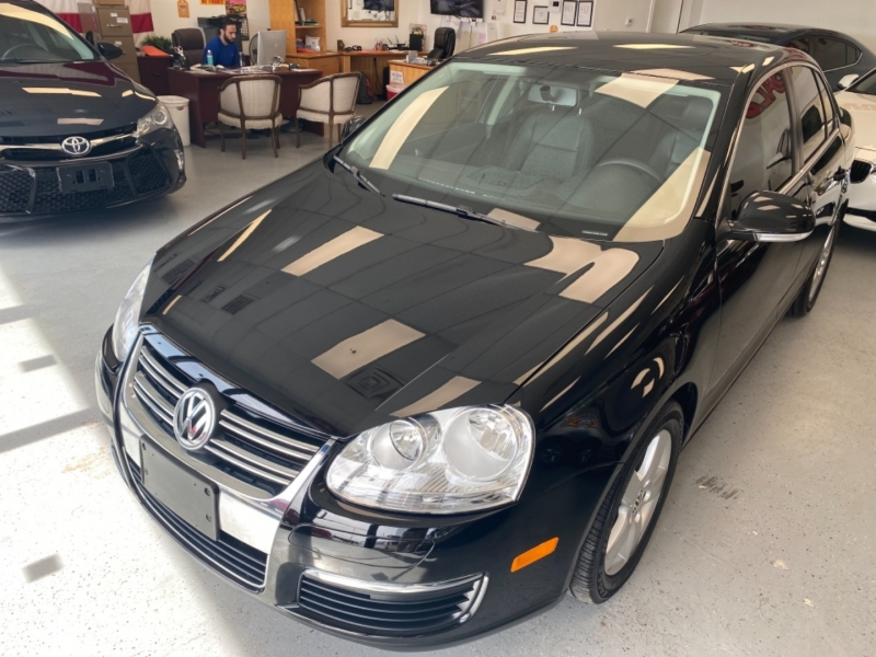 Volkswagen Jetta Sedan 2008 price $7,998