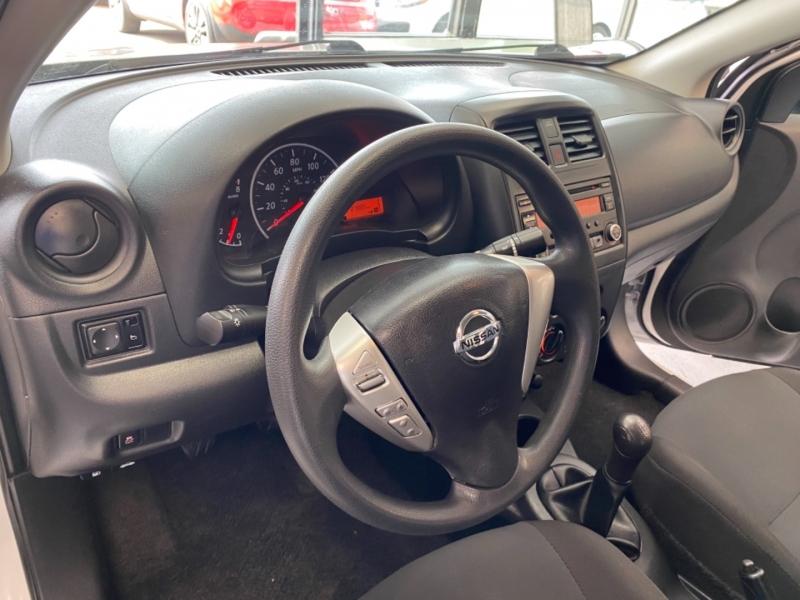 Nissan Versa Sedan 2018 price $8,498