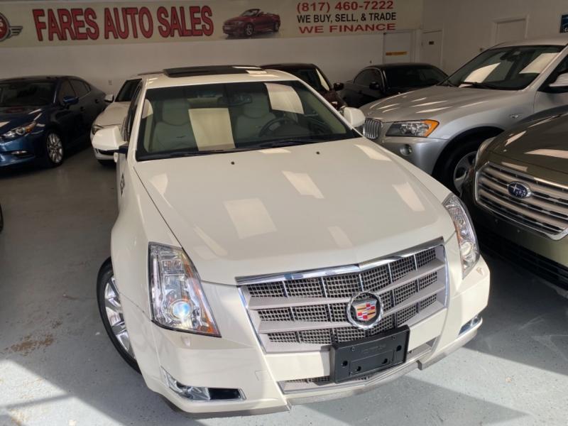 Cadillac CTS 2008 price $10,998