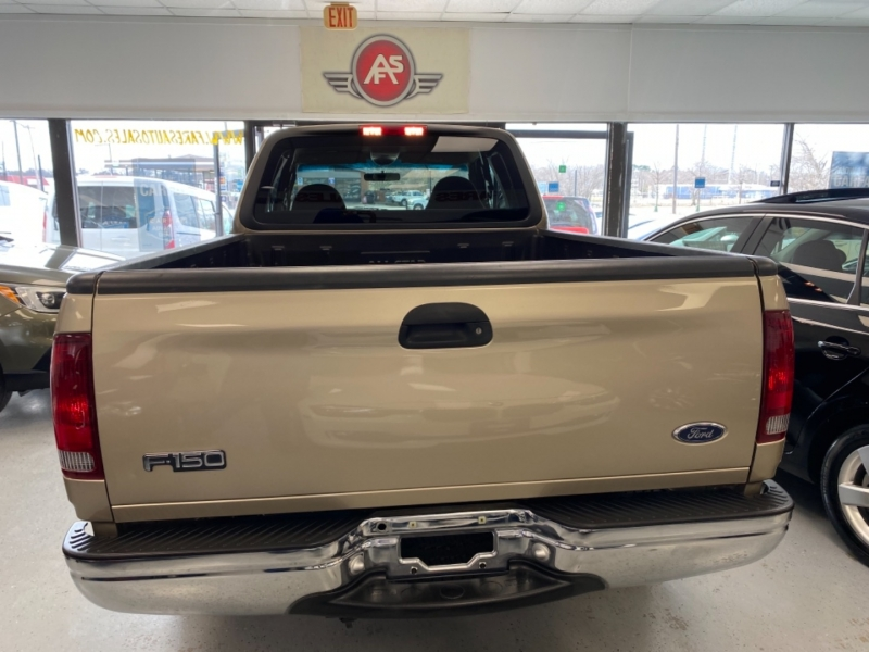 Ford F-150 2000 price $8,498