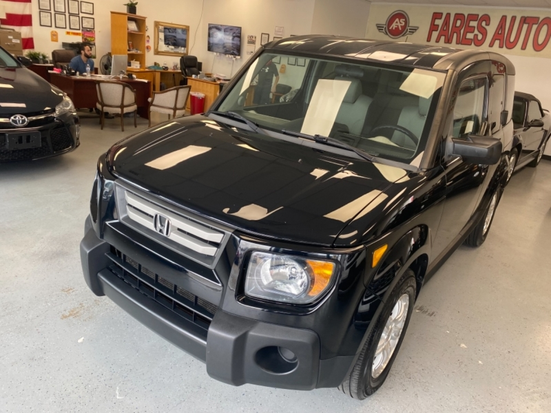 Honda Element 2007 price $8,998