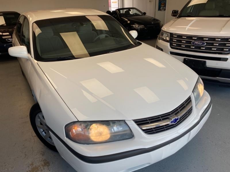 Chevrolet Impala 2004 price $4,998