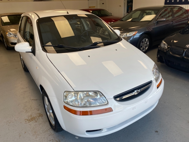 Chevrolet Aveo 2006 price $4,498