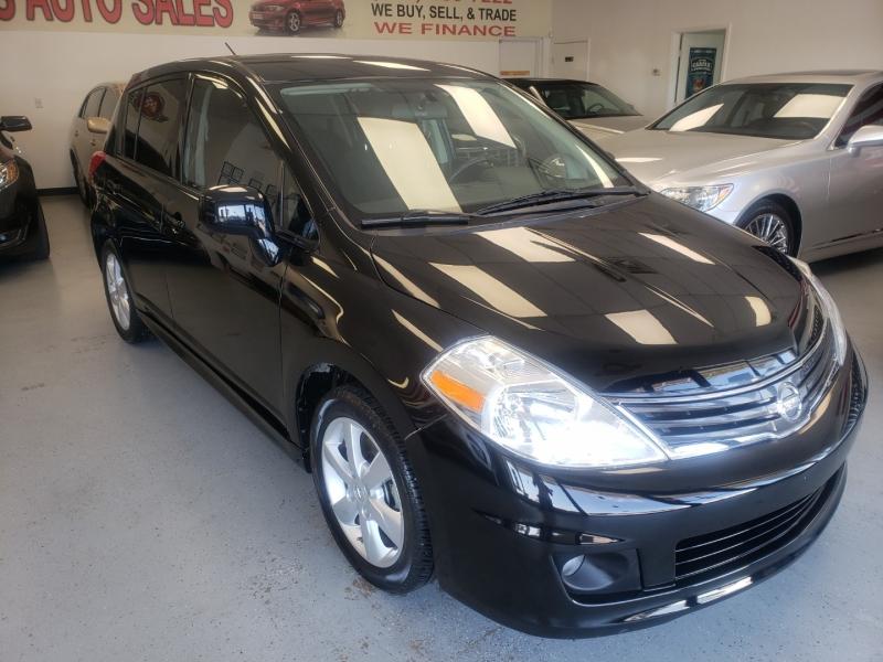 Nissan Versa 2011 price $7,998