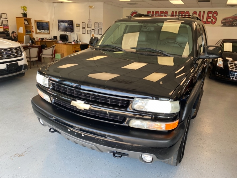 Chevrolet Tahoe 2004 price $10,998