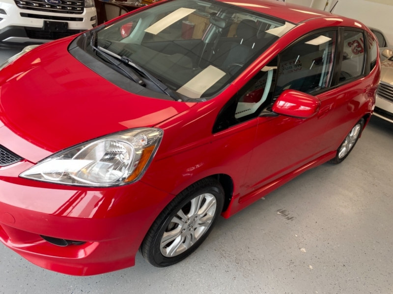 Honda Fit 2010 price $8,498