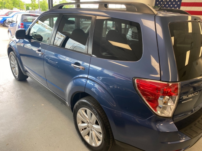 Subaru Forester 2011 price $9,495