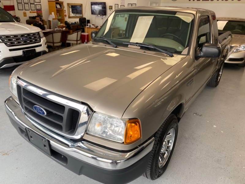 Ford Ranger 2004 price $7,498