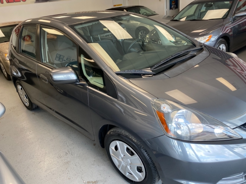 Honda Fit 2012 price $8,498