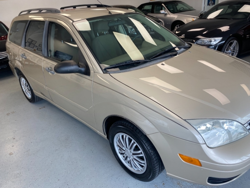 Ford Focus 2007 price $6,498