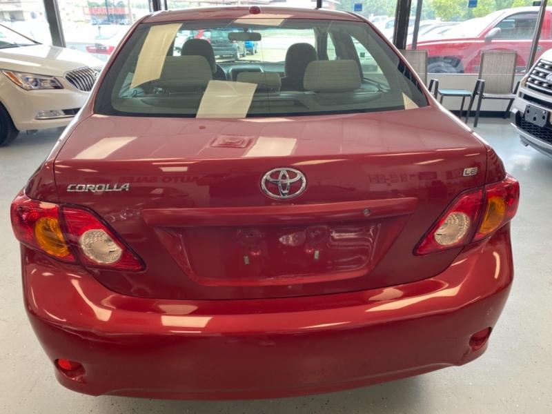 Toyota Corolla 2009 price $8,998