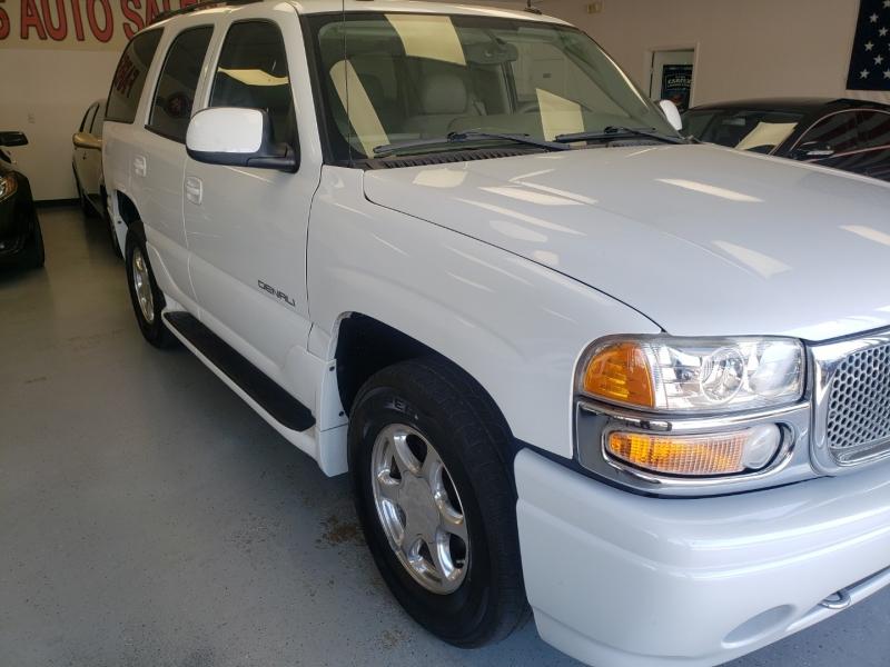 GMC Yukon Denali 2005 price $8,998