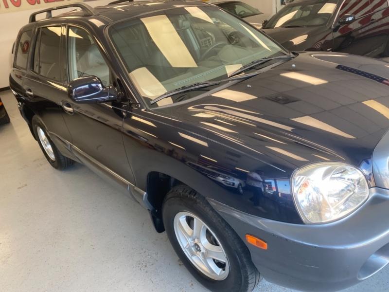 Hyundai Santa Fe 2004 price $6,498
