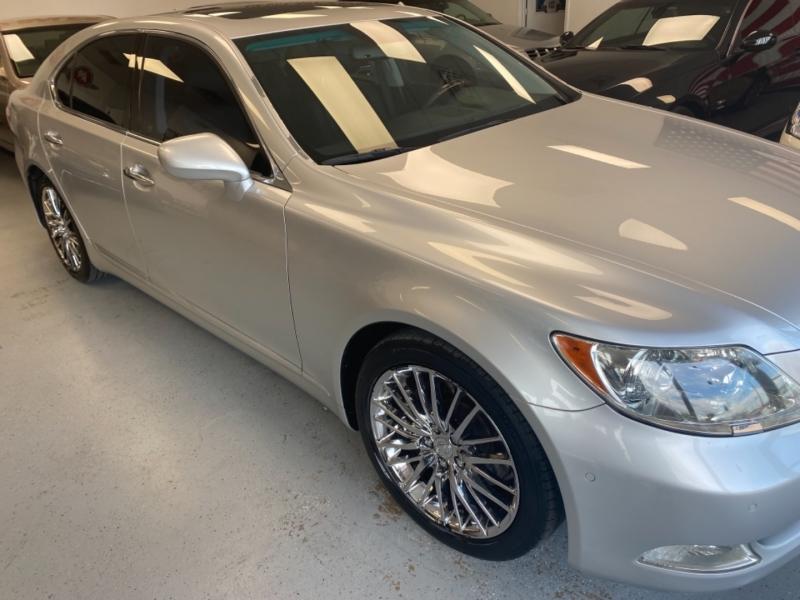 Lexus LS 460 2008 price $16,498