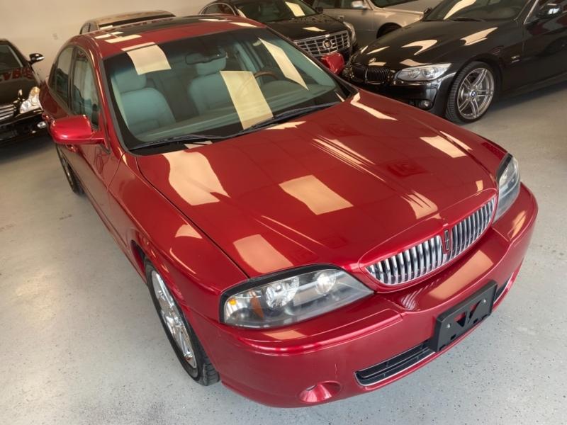 Lincoln LS 2006 price $9,498